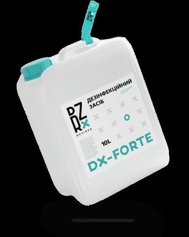 DEZIREX DX – Forte