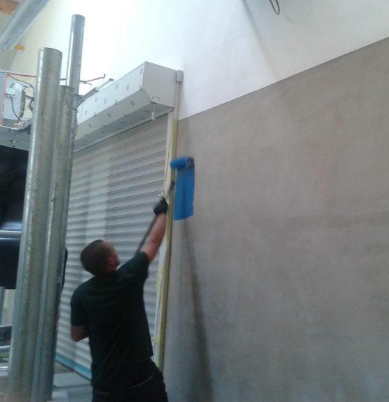 Відновлення і захист стін